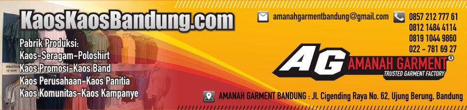 Kaos Distro Bandung